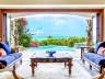 Living room views - Thompson Cove Villa, Providenciales