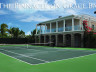 The Pinnacle on Grace Bay tennis court