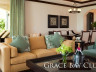 Estate at Grace Bay Club Living Room