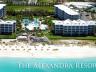 Aerial view of Alexandra Resort