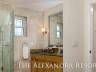 Master Bathroom at Alexandra