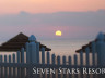 Sunset at Seven Stars Resort
