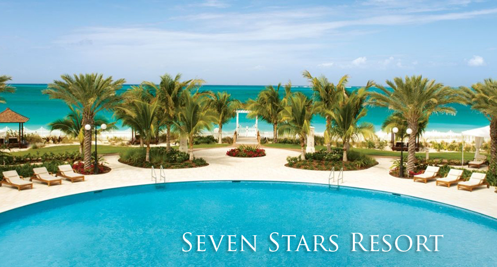 Seven stars resort turks and caicos real estate for Five star turks and caicos