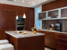Modern kitchens in suites at Blue Haven Resort