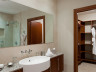 Bathroom vanity - Blue Haven Resort
