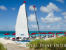 Resort watersports facilities on Grace Bay