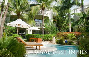Royal West Indies Resort on Grace Bay