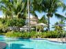 Pool at Ocean Club West Resort on Grace Bay