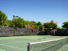 Tennis courts at Ocean Club West Resort