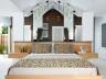 Mandalay villa bedroom