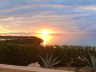 sunrise-at-hawkesbill-village-villa-turtle-tail-providenciales-cloudy