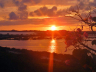 sunset-at-hawkesbill-village-villa-turtle-tail-providenciales