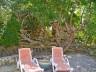 Villa Billa- backyard with historical ruins
