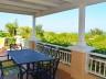 Villa Billa- richmond hills- ocean view villa- view from patio