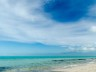 Long Bay-pristine beachfront- building lot - turks and caicos-for sale-view of beach in afternoon