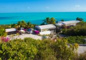 Villa La Sirene- Waterfront-Turtle tail-vacation rental villa-property view (2)
