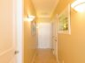 Beachfront Grace Bay Beach luxury 2 bedroom condo hallway to bedrooms