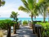 Villa Renaissance turks and caicos walkway to the beach