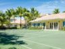 Villa Renaissance turks and caicos tennis courts