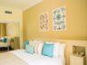 Studio Condo on Grace Bay Beach 4106 Bedroom