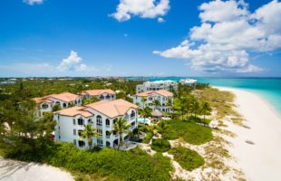 What are the closing costs when buying real estate in the Turks and Caicos Islands?