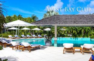West Bay Club, Turks and Caicos Islands